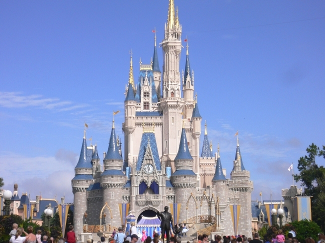Das Magic Kingdom in Orlando